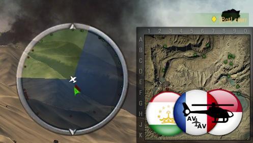 Мод радара для WoWP 0.4.1
